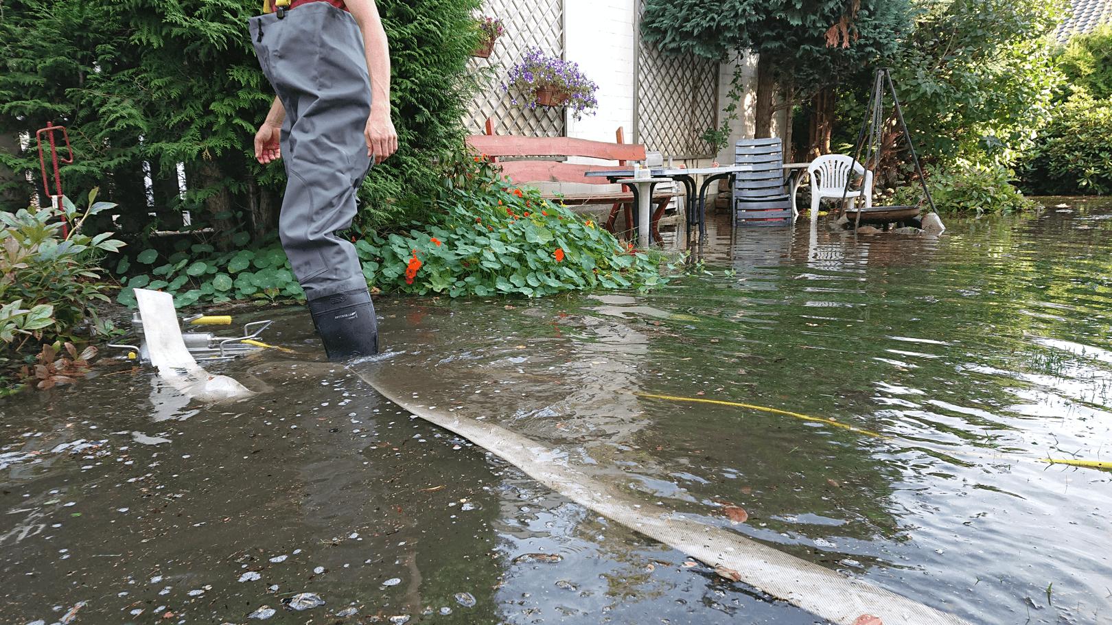 Wasserschaden Pappelweg