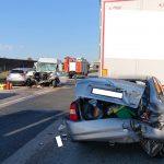 Verkehrsunfall BAB7