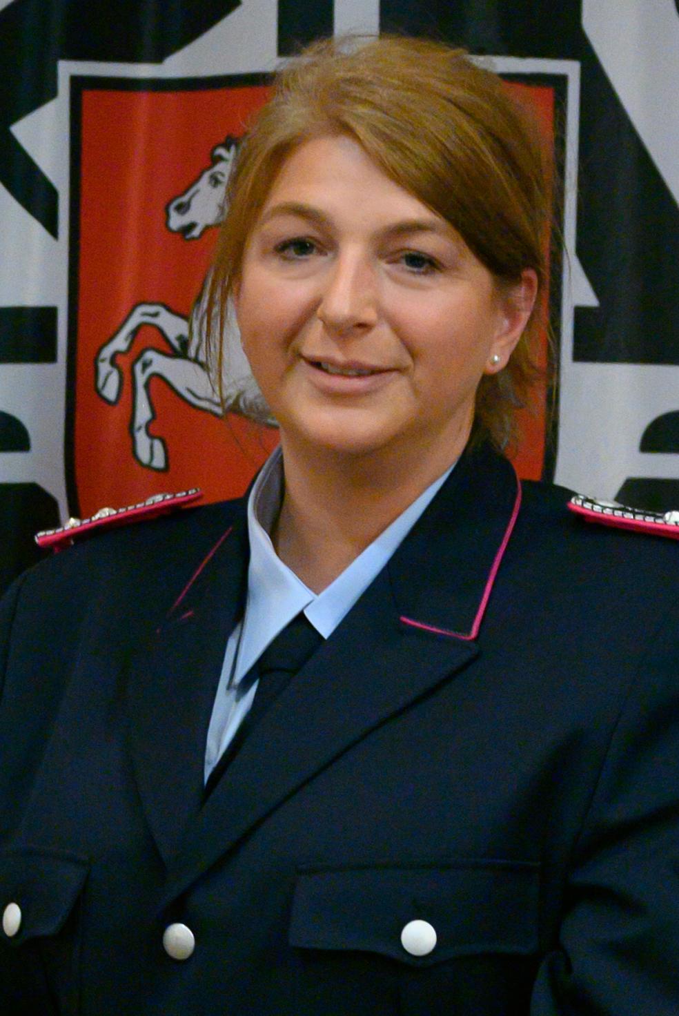 Claudia van Veen